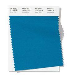 آبی موزائیکی (Pantone 18-4528 Mosaic Blue)
